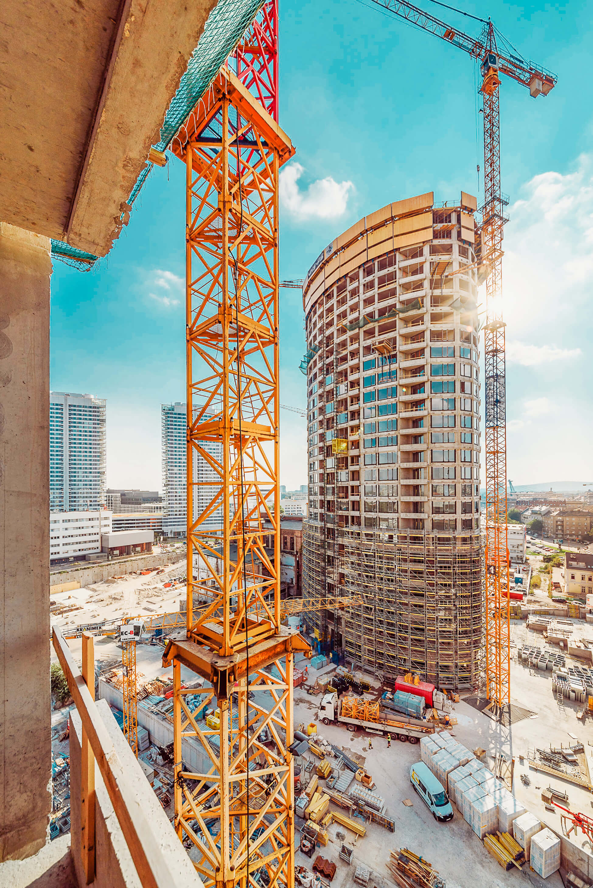 PSJ CONCRETE | SkyPARK TOWER